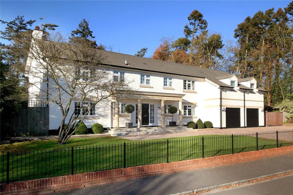 6 Bedrooms Detached House for sale in Whichert Close, Knotty Green, Beaconsfield, Buckinghamshire, HP9