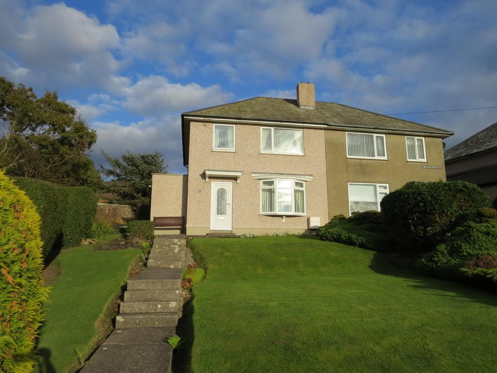 3 Bedrooms Semi Detached House for sale in Steeple Close, Whitehaven, Cumbria