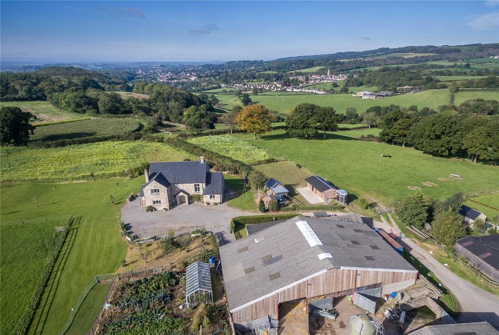 4 Bedrooms House for sale in Lyatt Lane, Chilcote, Wells, Somerset, BA5