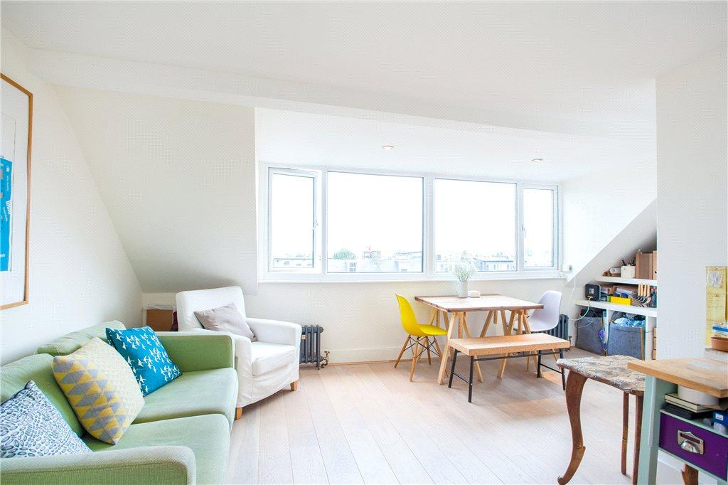 1 Bedroom Flat for sale in Petherton Road, London, N5