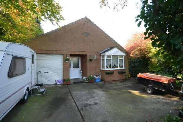 3 Bedrooms Detached Bungalow for sale in Cravens Lane, Habrough, IMMINGHAM