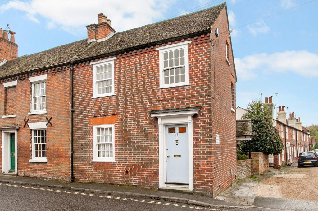 4 Bedrooms End Of Terrace House for sale in Colebrook Street, Winchester, SO23