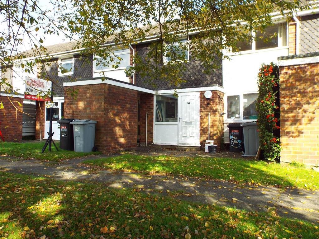 2 Bedrooms Maisonette Flat for sale in Caldy Road, Handforth