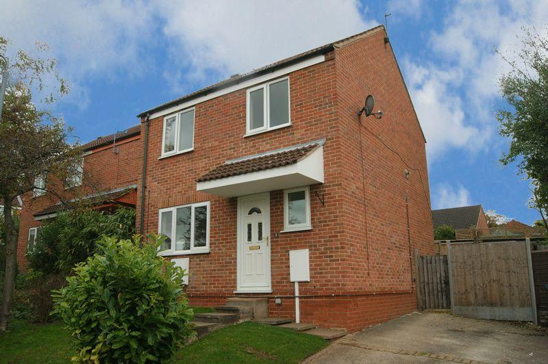 3 Bedrooms End Of Terrace House for sale in Woodstock Close, Newark