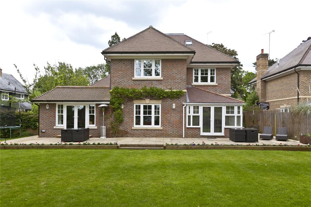 6 Bedrooms Detached House for rent in Red Lane, Claygate, Esher, Surrey, KT10