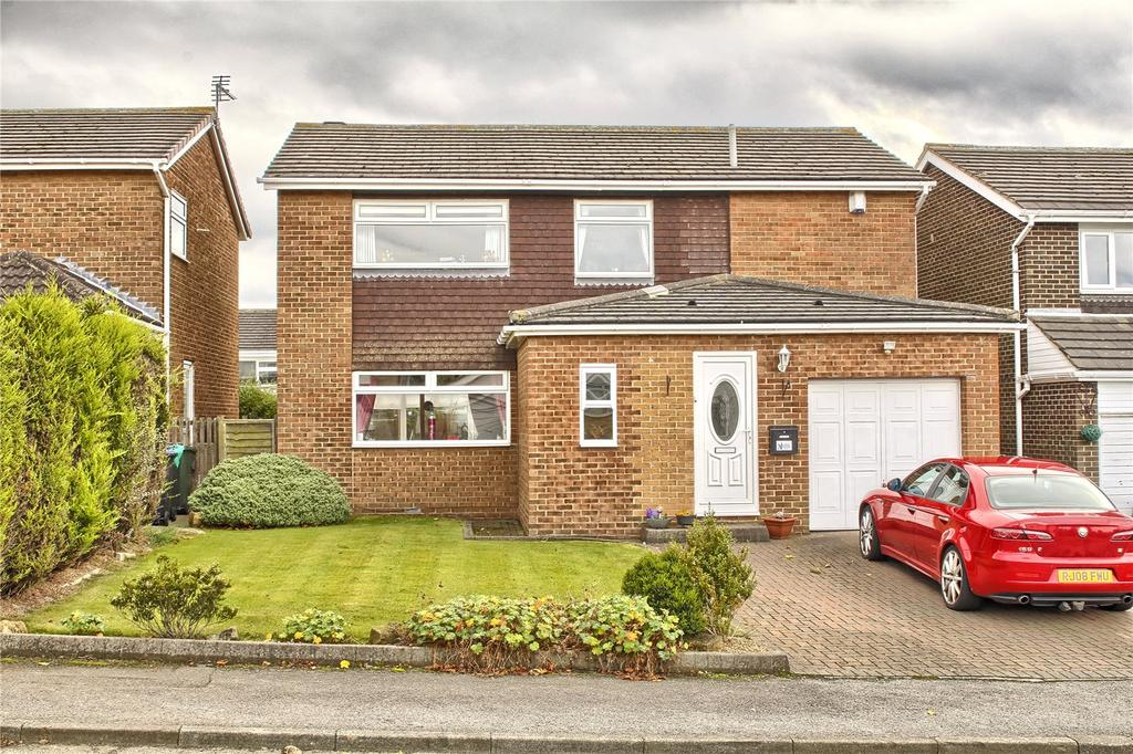 3 Bedrooms Detached House for sale in Clevegate, Nunthorpe