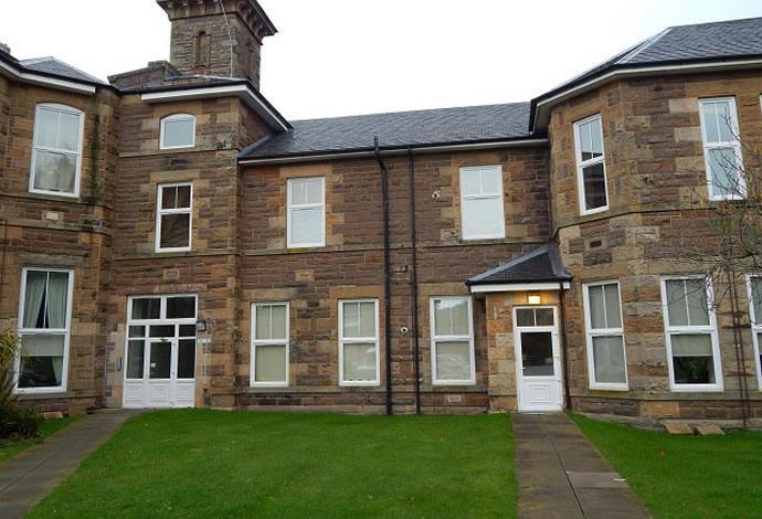 1 Bedroom Flat for sale in 33 Dingleton Apartments, Melrose, TD6 9HJ