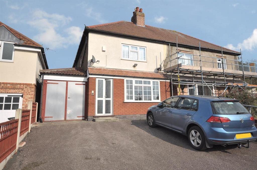 2 Bedrooms Semi Detached House for sale in School Lane, Harby, Melton Mowbray