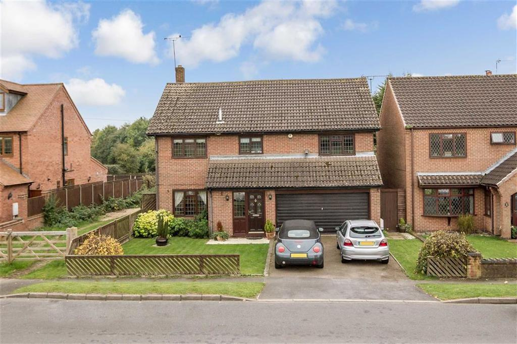 4 Bedrooms Detached House for sale in Grove Road, Ansty, Nr Coventry, CV7