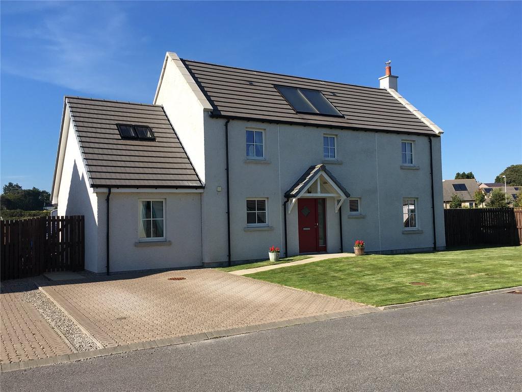 4 Bedrooms Detached House for sale in 2 Mackenzie Gardens, Dornoch, Highland, IV25