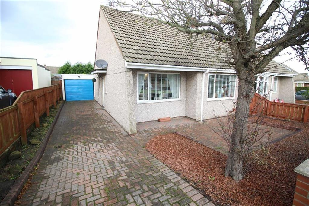 2 Bedrooms Semi Detached Bungalow for sale in Langley Avenue, Shiremoor