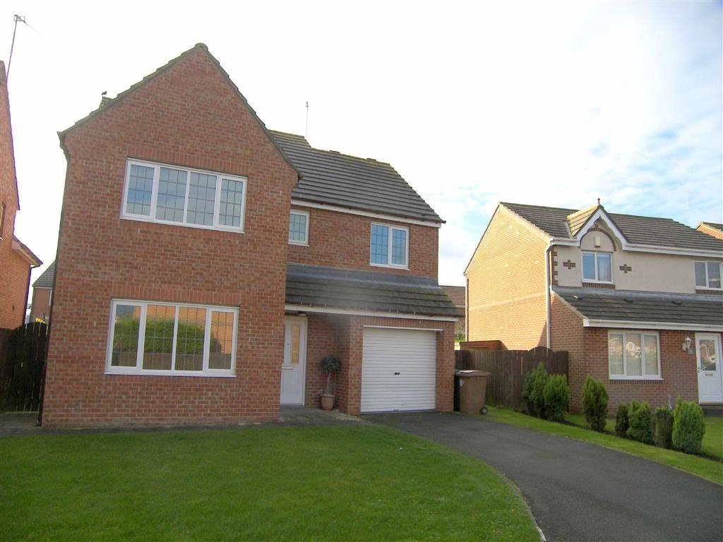 4 Bedrooms Detached House for sale in Holyfields, West Allotment, Tyne Wear, NE27