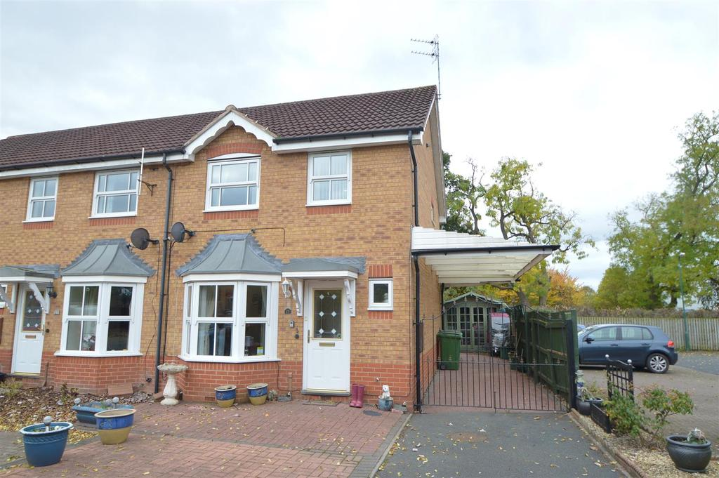 3 Bedrooms Semi Detached House for sale in 25 Ramsey Meadows, Berwick Grange, Shrewsbury SY1 4YL