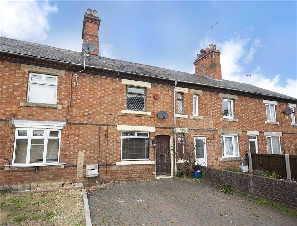 3 Bedrooms Terraced House for sale in Furnace Cottages, Northampton Road, Kettering