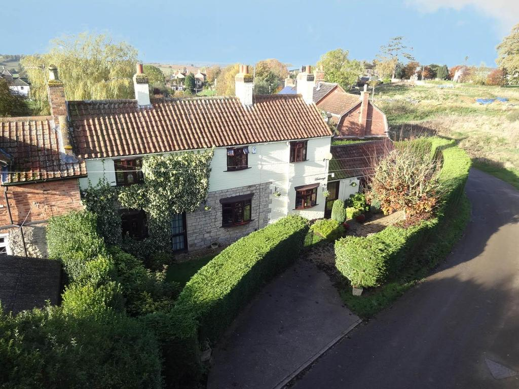 3 Bedrooms Semi Detached House for sale in Church Lane, Croxton Kerrial