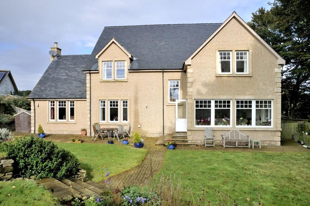 6 Bedrooms Detached House for sale in Macksmill, Gordon, Scottish Borders, TD3