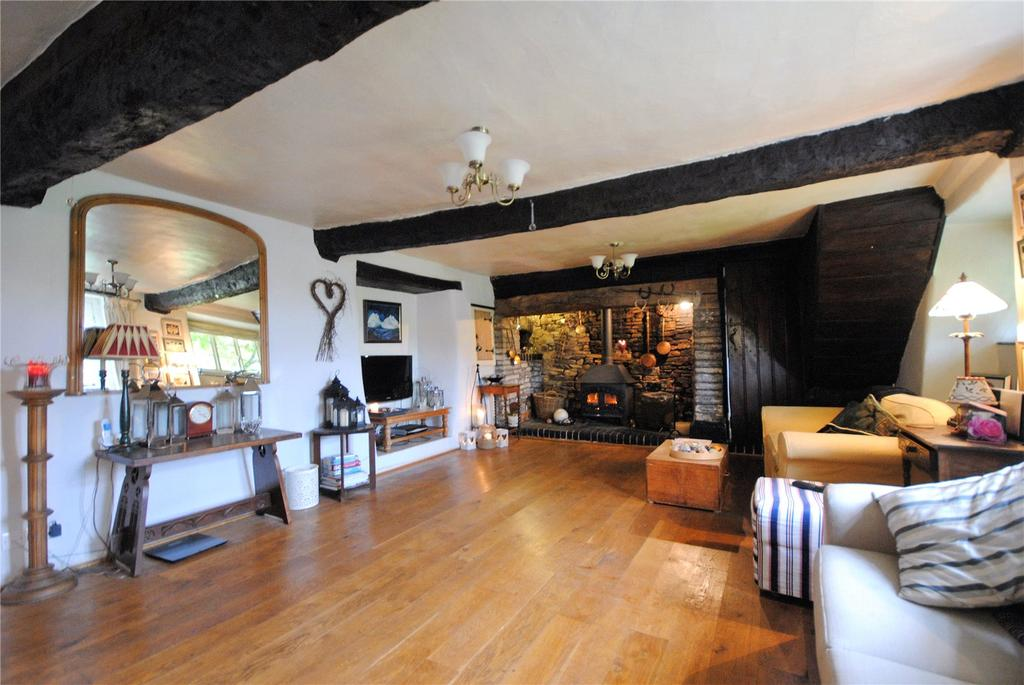 4 Bedrooms Detached House for sale in Elm Tree Road, Locking, North Somerset, BS24