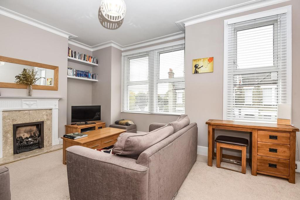 2 Bedrooms Maisonette Flat for sale in Avarn Road, Tooting, SW17
