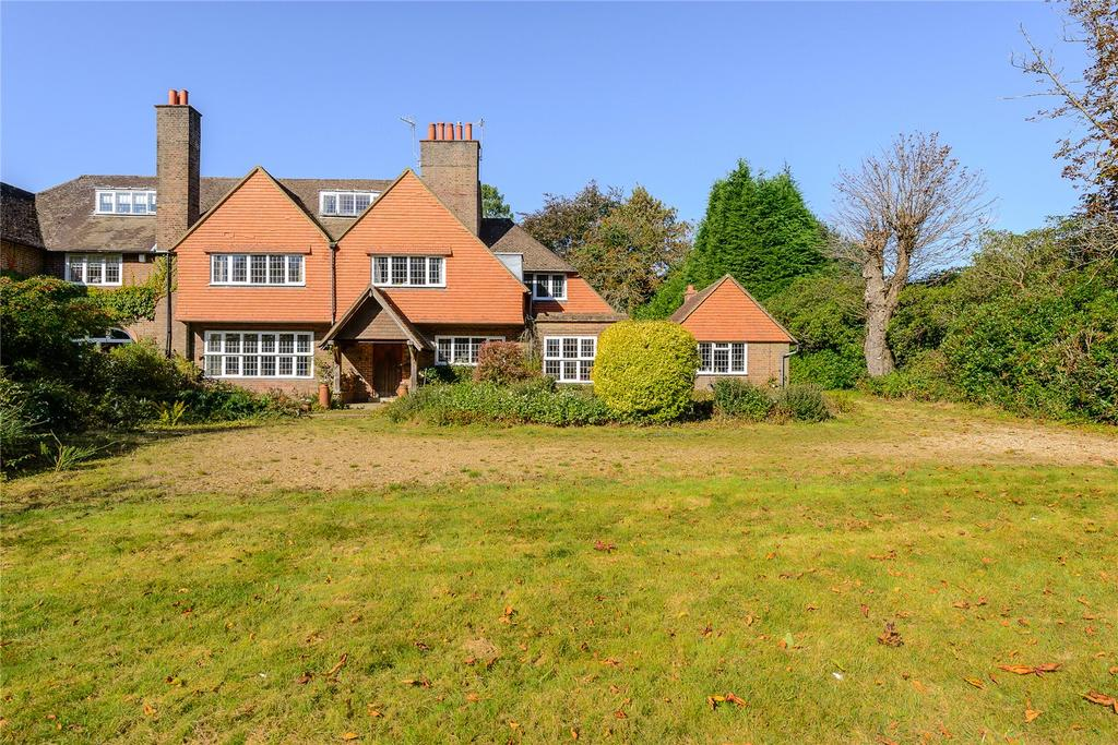 6 Bedrooms Semi Detached House for sale in Weydown Road, Haslemere, Surrey