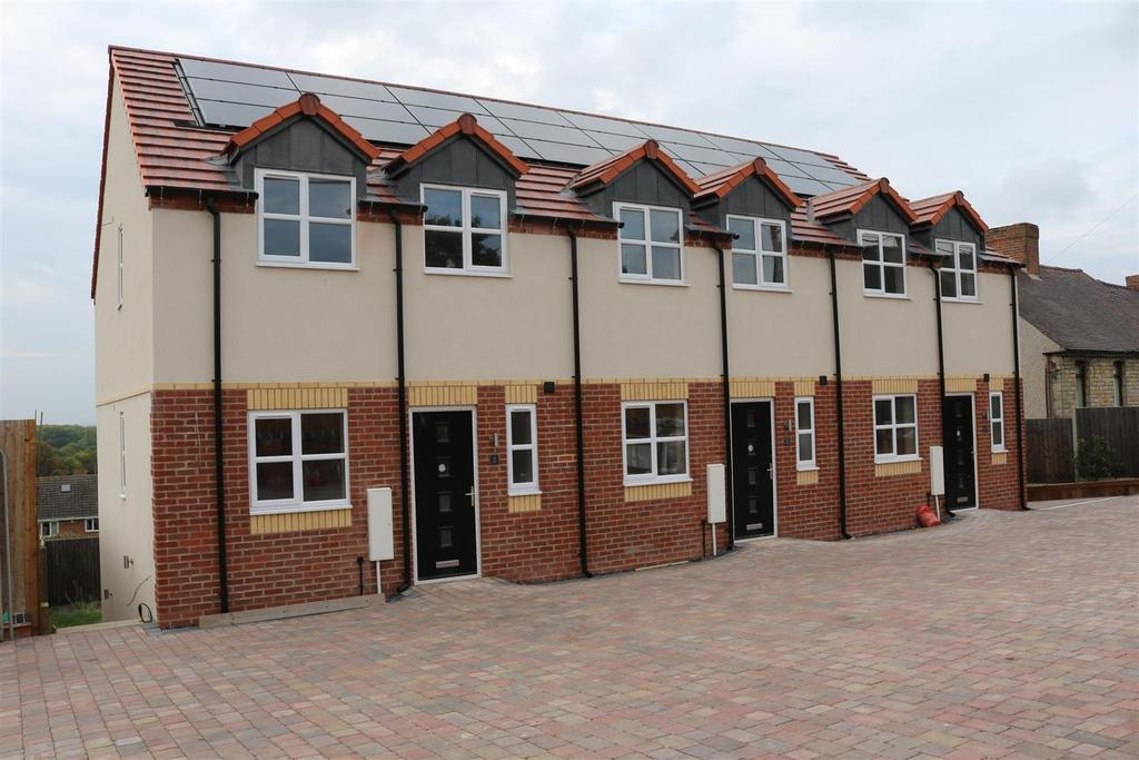 4 Bedrooms Town House for sale in Keys Hill, Baddesley Ensor, Atherstone
