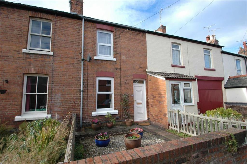 2 Bedrooms Terraced House for sale in Bradford Street, Handbridge, Chester