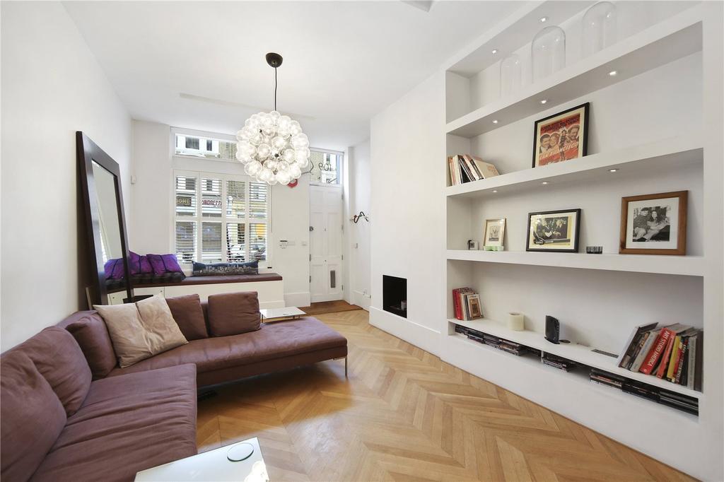 2 Bedrooms Maisonette Flat for sale in Talbot Road, Notting Hill, London, W11