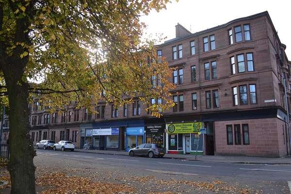 1 Bedroom Flat for sale in 1/4, 913 Dumbarton Road, Glasgow, G11 6NB