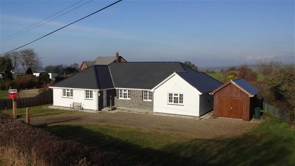 4 Bedrooms Detached Bungalow for sale in Arenig, Pant-Y-Crug, Pantycrug, Aberystwyth, SY23