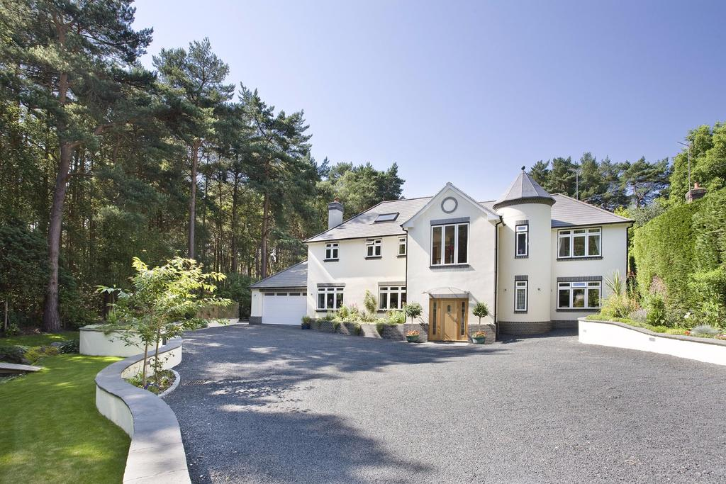 6 Bedrooms Detached House for sale in Heather Drive, Sunningdale