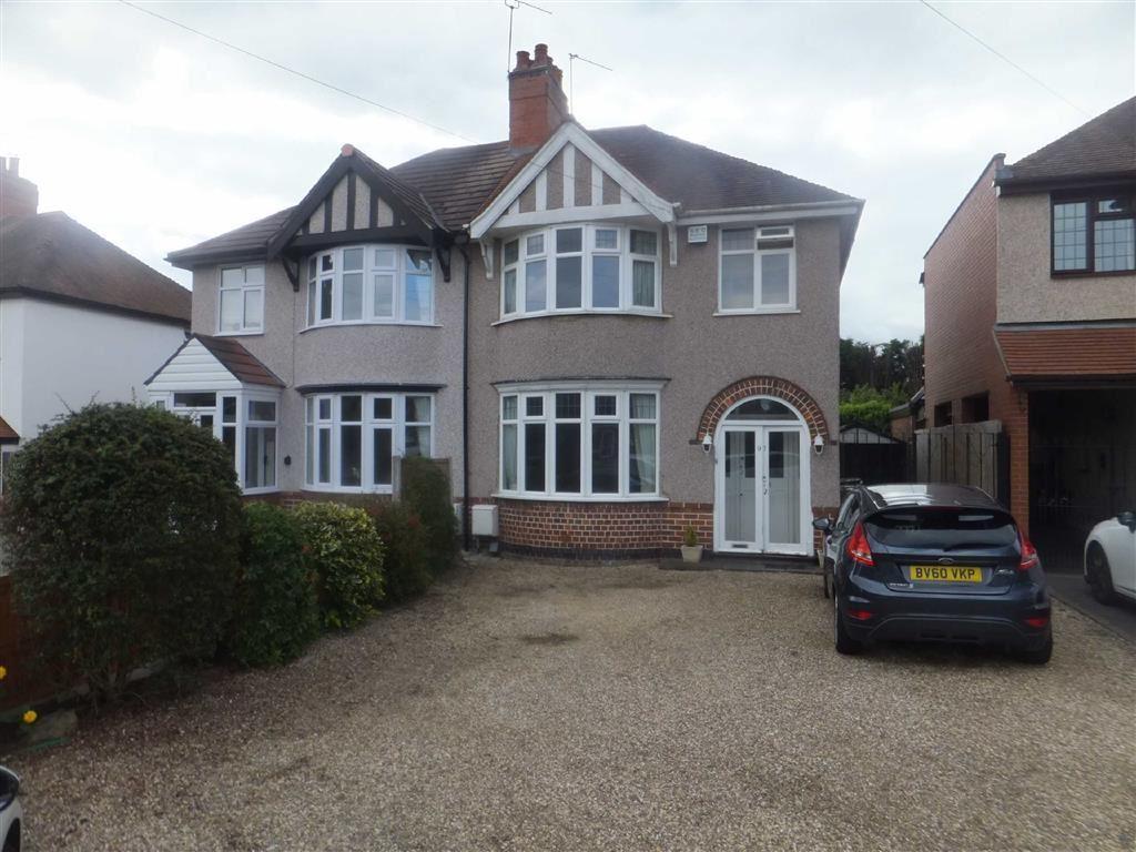 3 Bedrooms Semi Detached House for sale in Bulkington Lane, Nuneaton, Warwickshire, CV11