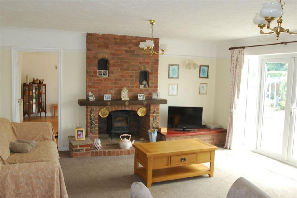 4 Bedrooms Detached Bungalow for sale in Grafty Green