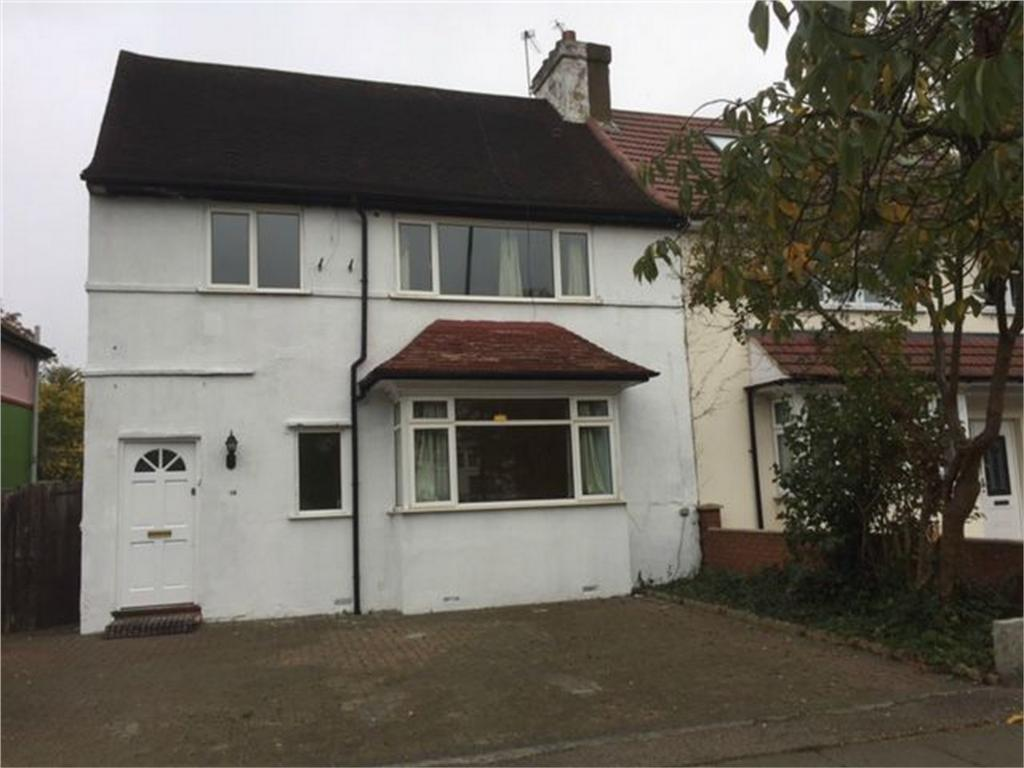 4 Bedrooms Semi Detached House for sale in Forty Avenue Wembley HA9 8JP, Wembley, Greater London