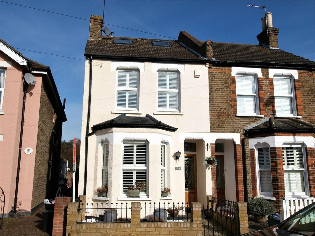 4 Bedrooms Semi Detached House for sale in Ridley Road, Bromley, Kent
