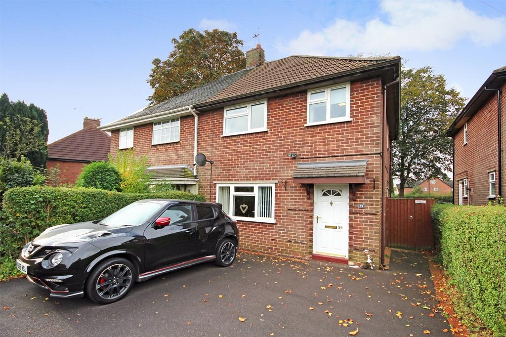 3 Bedrooms Semi Detached House for sale in The Avenue, Blythe Bridge, Staffordshire