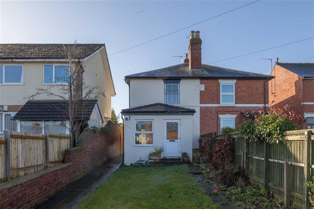 3 Bedrooms Semi Detached House for sale in Scudamore Street, WHITECROSS, Hereford