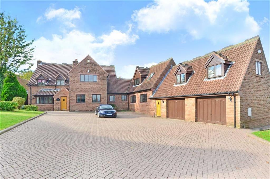 6 Bedrooms Detached House for sale in The Rookery, 2, Glebe Farm Close, Harthill, Sheffield, S26