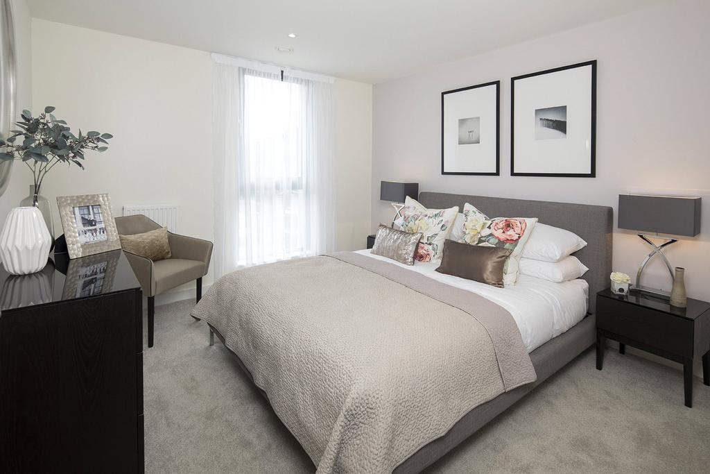 2 Bedrooms Flat for sale in Dalston Lane Terrace, 66 Dalston Lane, Dalston, London, E8