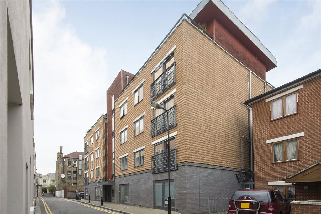 2 Bedrooms Flat for sale in Mackintosh Lane, London, E9
