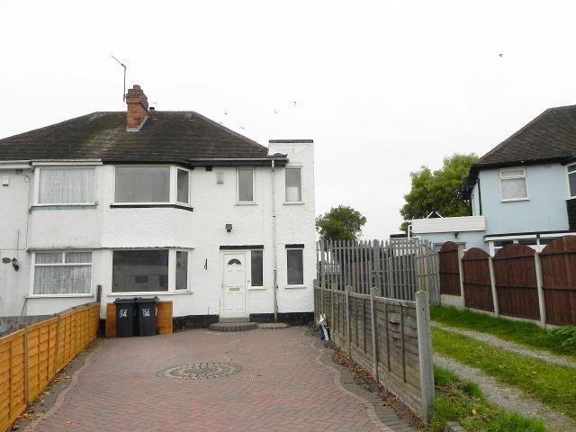3 Bedrooms Semi Detached House for sale in Elmfield Avenue,Erdington,Birmingham