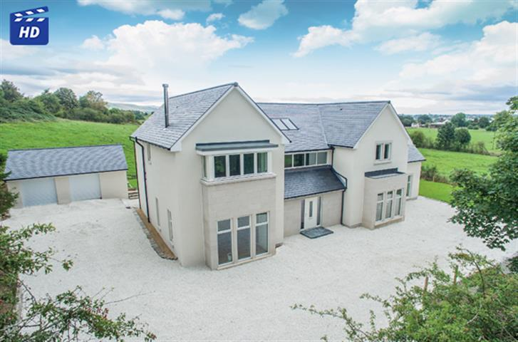 5 Bedrooms Detached Villa House for sale in Wardhill House Meadowbank Farm, Torrance, G64 4EY