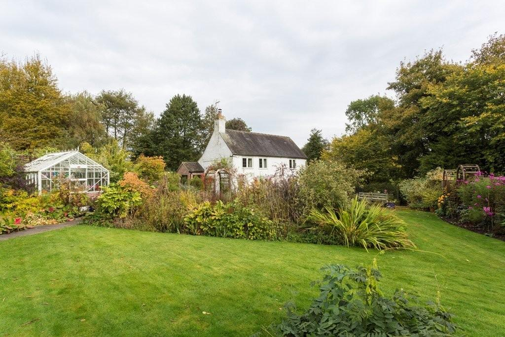 3 Bedrooms Cottage House for sale in Hales Green, Yeaveley