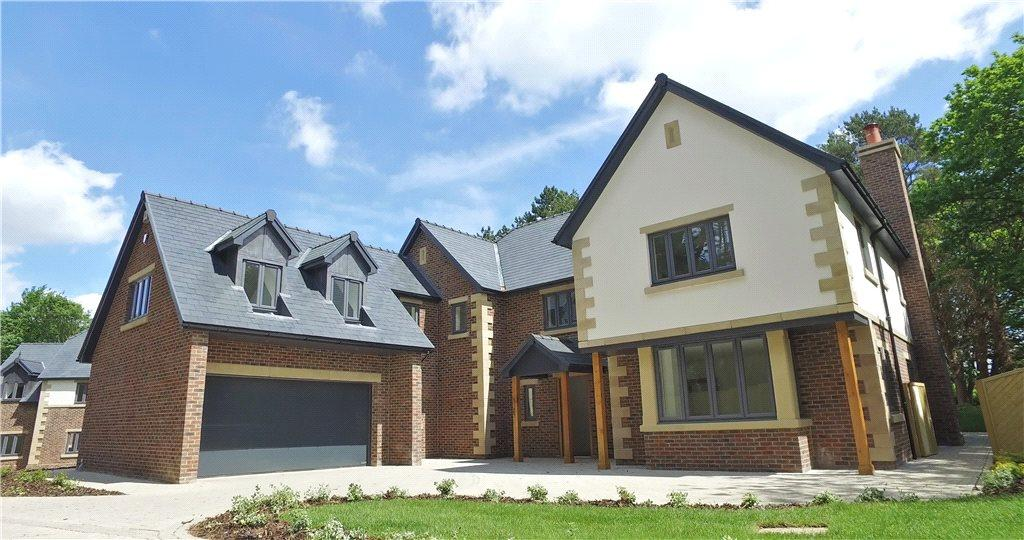5 Bedrooms Detached House for sale in Plot 1 Bishop's Wood, Woodthorpe Lane, Sandal, Wakefield, West Yorkshire