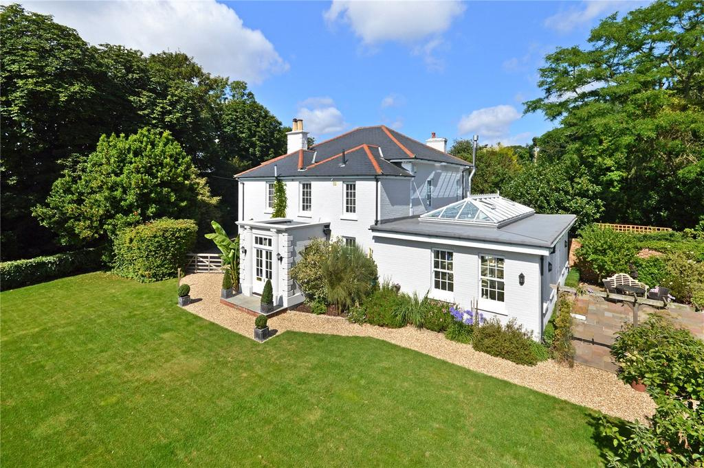 4 Bedrooms Detached House for sale in Stone Hill, Sellindge, Ashford, Kent