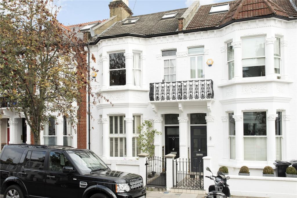 5 Bedrooms House for sale in Winchendon Road, Fulham, London