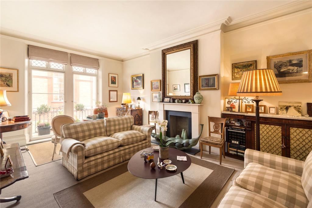 3 Bedrooms Flat for sale in Shelley Court, Tite Street, Chelsea, London