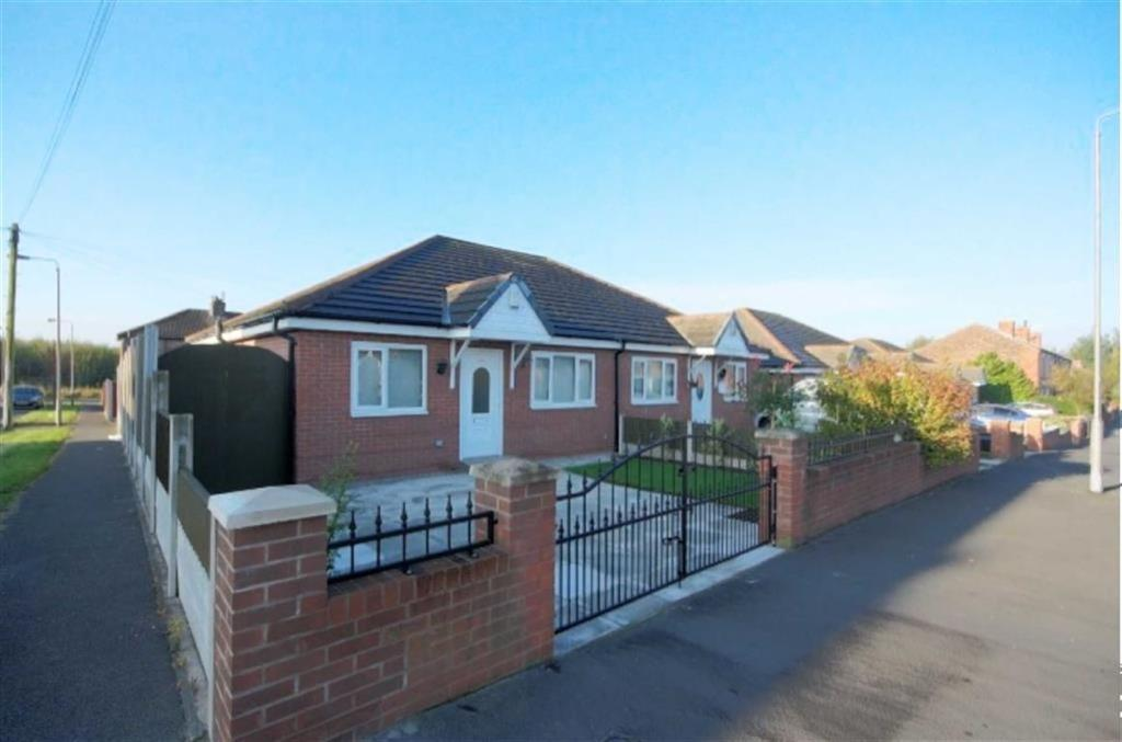 2 Bedrooms Semi Detached Bungalow for sale in Tennyson Street, Sutton Manor, St Helens, WA9