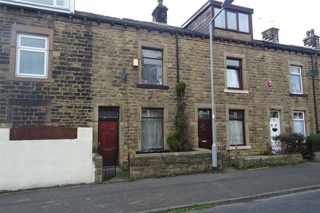 2 Bedrooms Terraced House for sale in Northampton Street, Bradford, West Yorkshire, BD3
