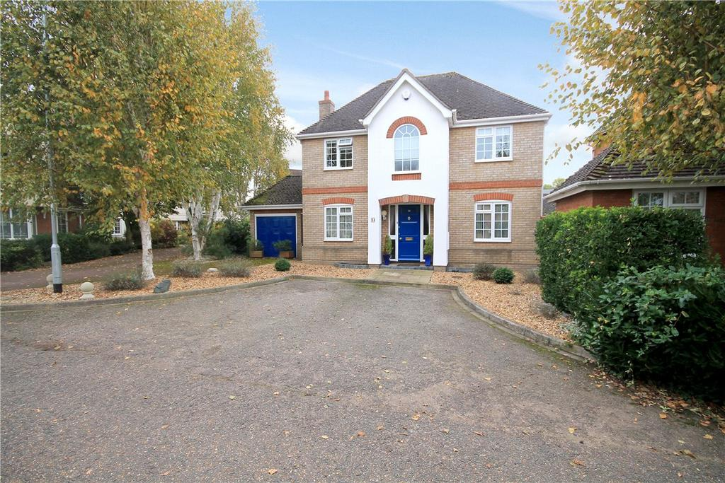 3 Bedrooms Detached House for sale in Nursery Walk, Cambridge, CB4
