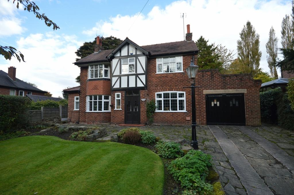4 Bedrooms Detached House for sale in Chadkirk Road, Romiley