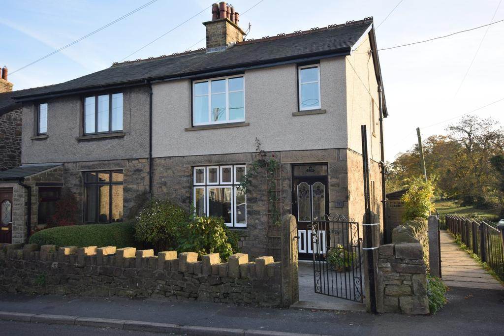 2 Bedrooms Semi Detached House for sale in Macclesfield Road, Whaley Bridge